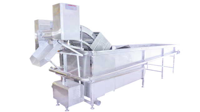 HLSO Shrimp Washing Machine