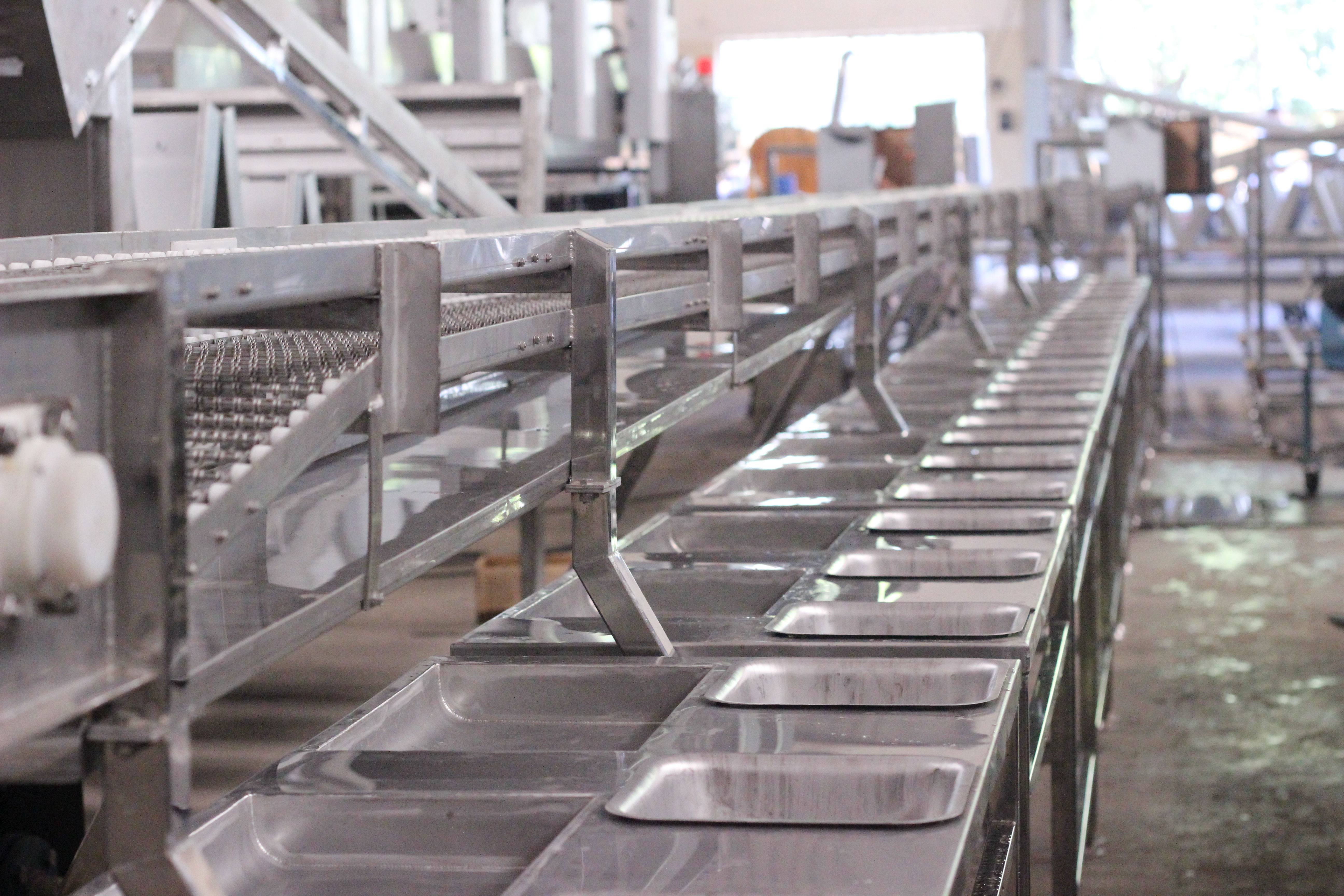 Breading Conveyor