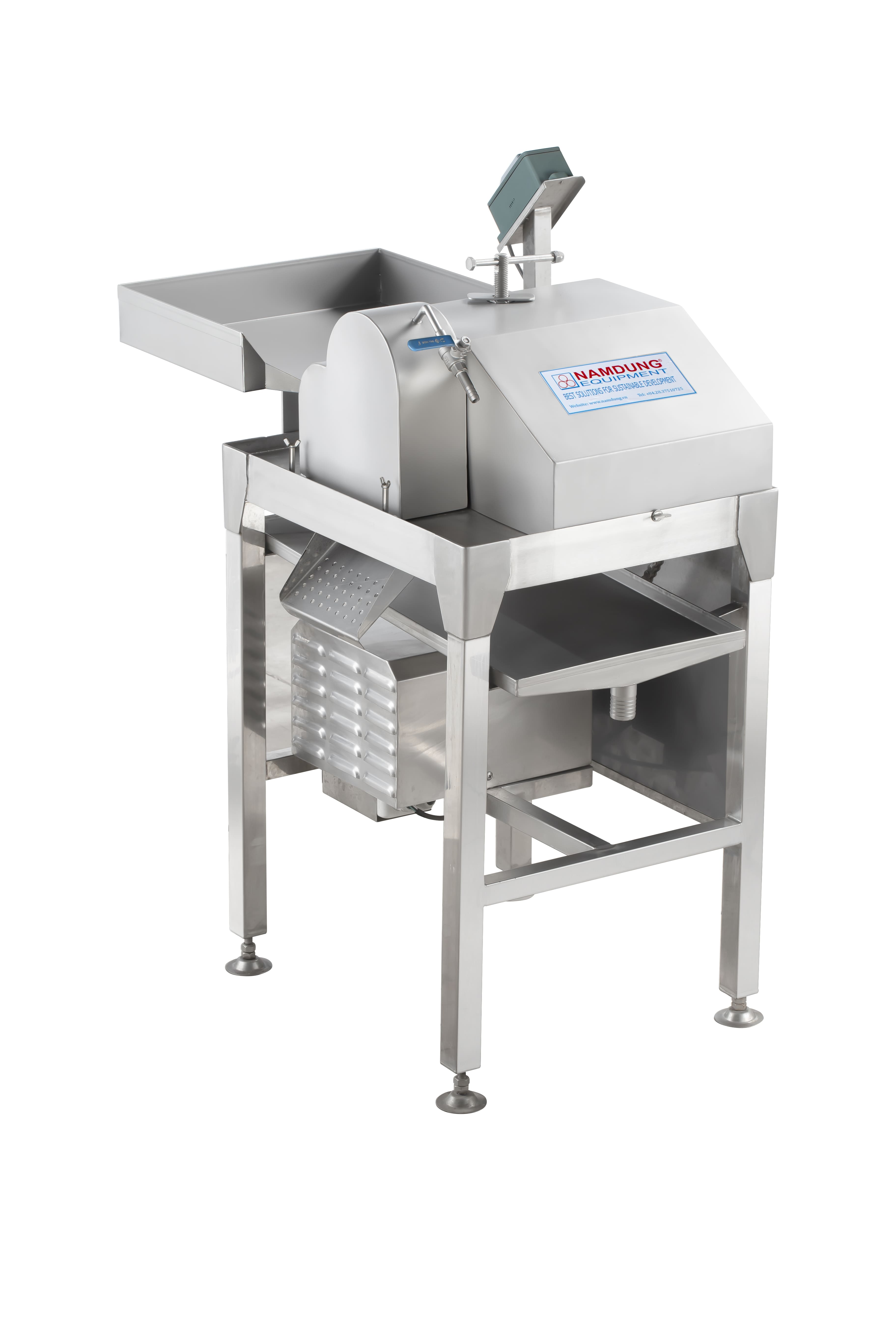 Butterfly Shrimp Cutiing Machine